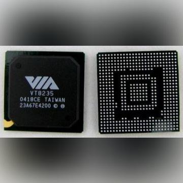 Nowy układ CHIPSET VIA VT 8235 WF
