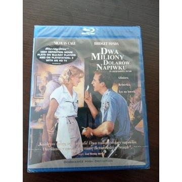 Dwa miliony dolarów napiwku Bluray NOWA Cage Fonda