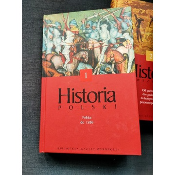 Historia Polski ,encyklopedia