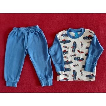 Piżama chłopięca r. 80