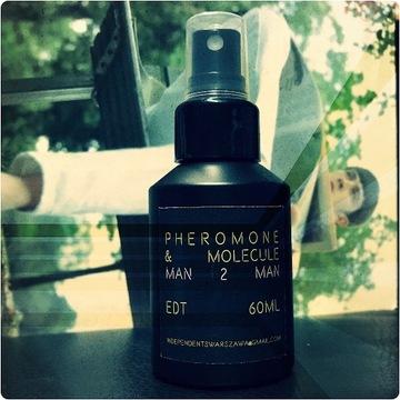Pheromone & Molecule Green Tea Man 2 Man EDT 60ml