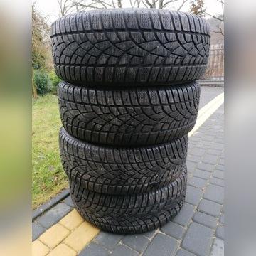 Opony zimowe Dunlop 235/50 R 19