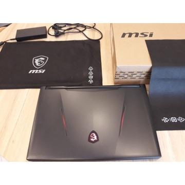 MSI GL73 i7-8750H/16GB/1TB HDD RTX2060
