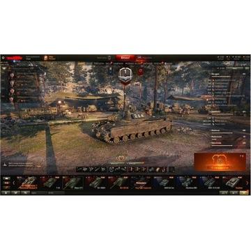 Konto world of tanks okazja! X tier