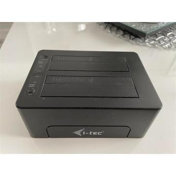 Stacja dokująca I-TEC USB 3.0 czarba