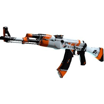 AK 47 Asiimov (Field Tested)
