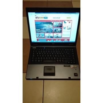 Laptop HP 6710b 120 GB HDD,2GB RAM, bateria