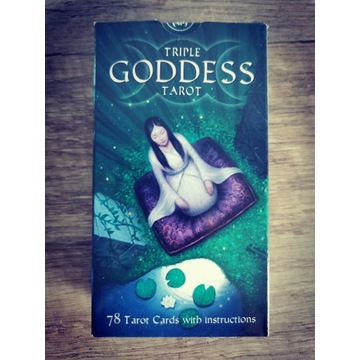 Karty Tarota Triple Goddess Tarot