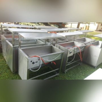 Bemar wodny jezdny, prąd / gaz / lada wydawnicza