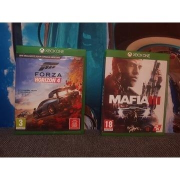 Forza Horizon 4 XBOX ONE +Gratis Mafia 3