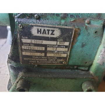 Silnik Hatz E 79