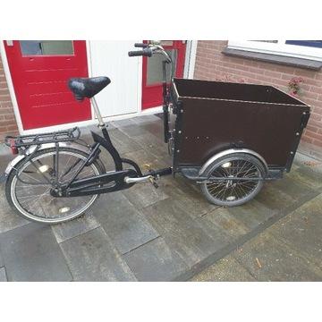 Rower riksza do przewozu dzieci I nie tylko