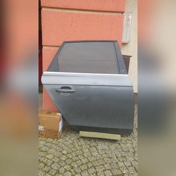 Audi A4 B8 Avant drzwi prawy tył z osprzętem LX7R