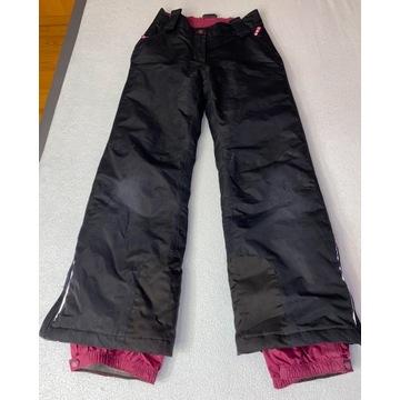 spodnie narciarskie marki Princess off