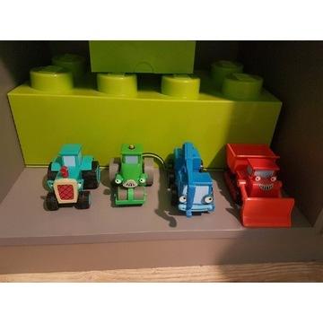 Lego autka Boba Budowniczego