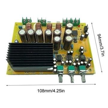 Wzmacniacz audio 2x150W + 1x300Wat TAS5630