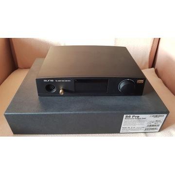 Aune S6 Pro DAC/AMP USB Czarny - Gwarancja