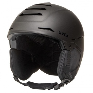 Kask narciarski UVEX Legend  Anthracite mat