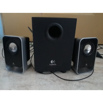 Logitech LS21 głośniki
