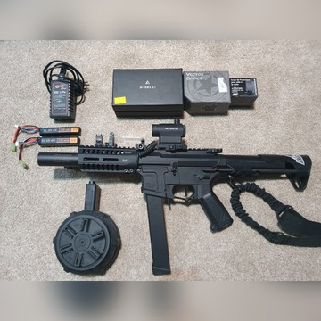 Replika ASG ARP9 G&G super zestaw !