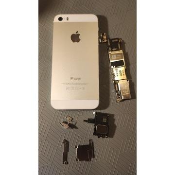 Tylny korpus iPhone 5s, tył, plecki