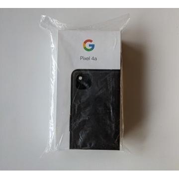 NOWY Google Pixel 4a 128GB Black, wysyłka z Polski