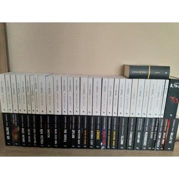 Stephen King Megakolekcja x 60 nowe nieczytane