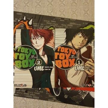 Manga Tokyo Toy Box tomy 1-2