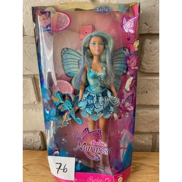 Barbie Mariposa, Rayla