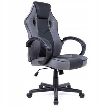 Fotel biurowy gamingowy ergonomiczny dla gracza