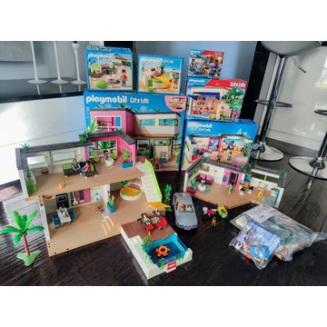 MEGA zestaw Playmobil - 11 zestawów DZIEŃ DZIECKA
