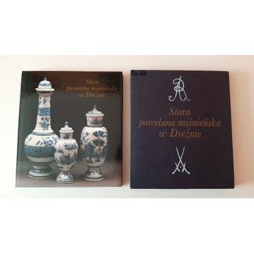 Stara Porcelana Miśnieńska w Dreźnie