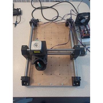 Frezarka CNC Ploter Arduino Dremel CNC