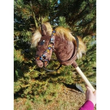 Koń Hobby Horse na kijku - Marysia