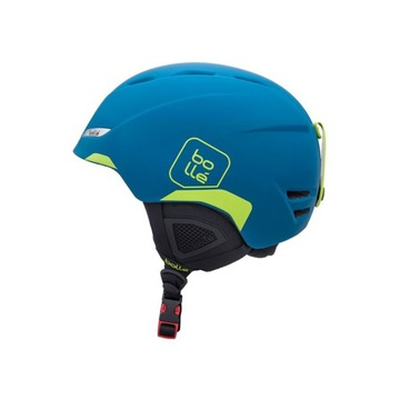 Bolle B-Yond Soft Blue Lime M 54 - 58 cm nowy kask