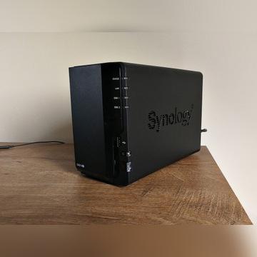 Serwer plików Synology DS218+ 2GB Intel 2x2Ghz