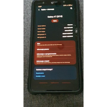 Galaxy A7 2018 64GB