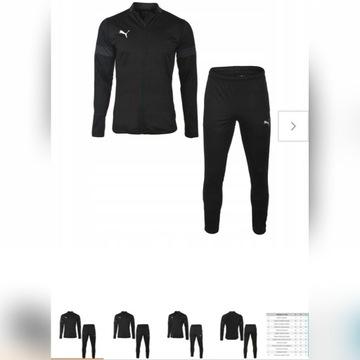 Dres PUMA Bluza+Spodnie Sportowy XL