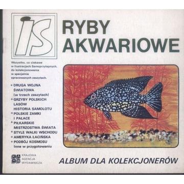 Ryby akwariowe album IS