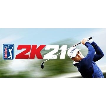 PGA TOUR 2K21 +GRATIS - Klucz Steam