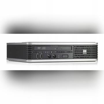 HP 7900 USDT 4GB 320GB C2D Win10.