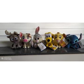 Kolekcja pluszaków maskotek Disney Lidl