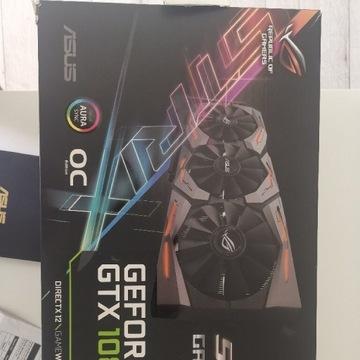 Geforce gtx 1080ti strix Gearancja 12miesiecy