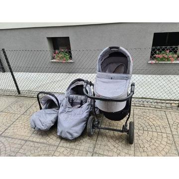 Wózyk dziecięcy 3w1