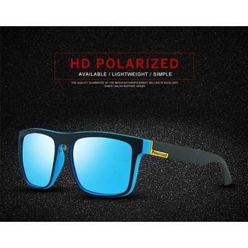 Okulary słoneczne blue mirror.polaryzacja, uv400