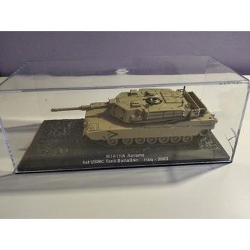 Model czołgu Abrams