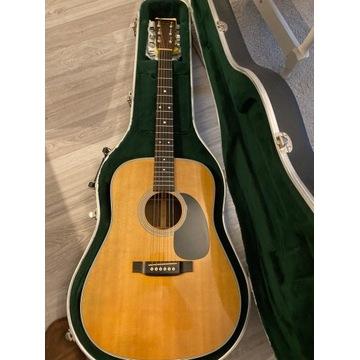 Gitara MARTIN-D28 z przetwornikiem Martin Thinline