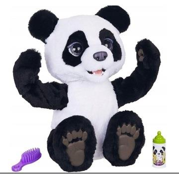 Panda interaktywna furReal Plum Hasbro