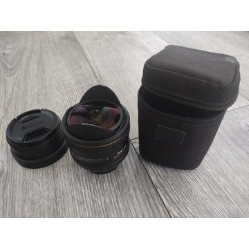 Sigma 10mm f/2.8 EX DC Fisheye HSM Nikon F mount