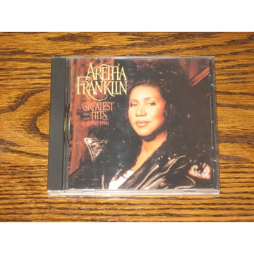 Aretha Franklin - Greatest Hits (1980-1994)
